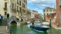 Rio Marin, Venecia