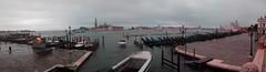 Vistas de Giudecca desde San Marco, Venecia