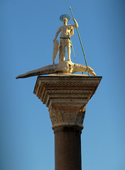 Columna de San Teodoro, Venecia