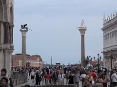 Columnas de San Marco y San Teodoro, Venecia
