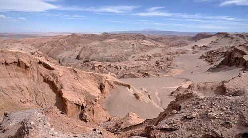 The Cordillera de la Sal