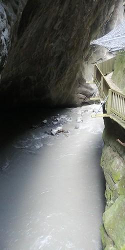 Switzerland June 2019 At The Gorges du Trient Image 505