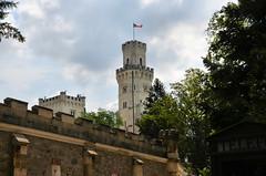 Hluboká nad Vltavou, Castle