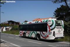 Heuliez Bus GX 137 – Transdev Urbain Pays Basque / Hegobus n°103