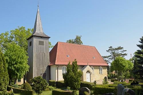 Schifferkirche von Arnis