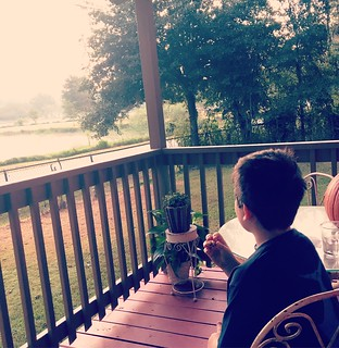 Breakfast on the Porch