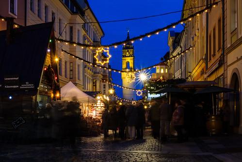 Weihnachtsmarkt in Bautzen