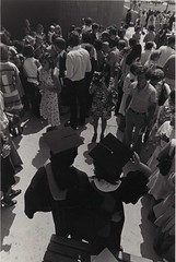 Commencement, circa late 1970s