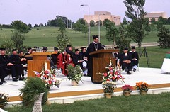 Commencement Spring 1987