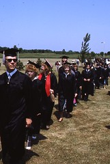 Commencement Processional, May 1986