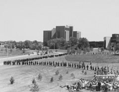 Commencement, Processional, May 1981