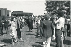 Commencement, late 1970s