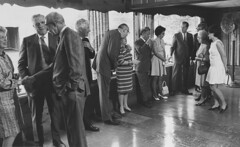 Commencement Reception at Shorewood Club, June 1970(1)