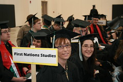 Commencement Ceremony Preparations, May 2015
