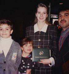 Family Celebration! circa 1990s