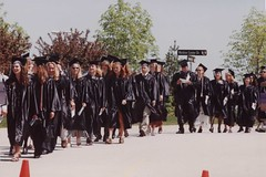 Commencement, May 2000(1)