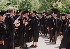 Commencement, May 1998