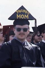 Commencement, June 1985
