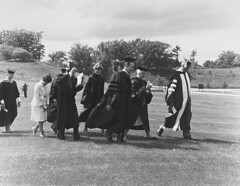 Processional, Commencement, May 1980