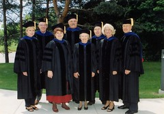 Commencement, May 2001