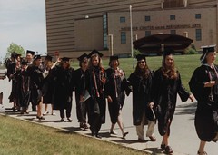 Commencement Spring 1998