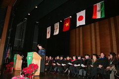 Commencement, Weidner Center, December 2004(1)