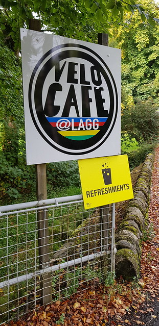 Lagg Hotel / Velo Cafe