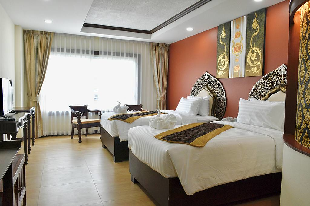 White Boutique Hotel and Spa 2