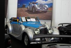1939 Lagonda V12 Drophead Coupé