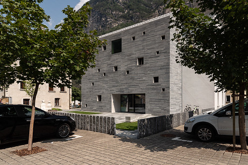 Municipio, Cevio (TC)