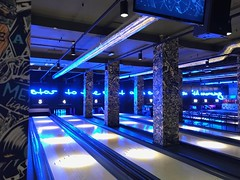 Queens bowling alleys