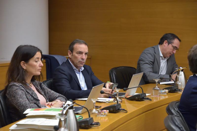 Comissió d'Economia, Pressupostos i Hisenda