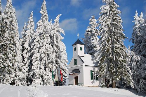 Winterstimmung am Masenberg