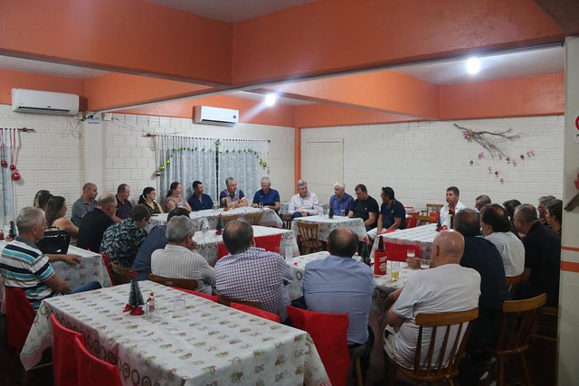 12/12/2019 Encontro Progressistas de Vera Cruz