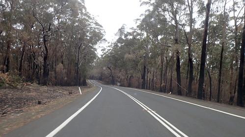 Entre Sydney et Melbourne