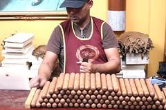 Hand-Rolled Cuban Style Cigar