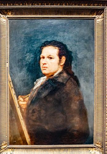 04-Autoportrait (1783) - Francisco de Goya y Lucientes