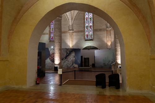 02-Expo Goya à l'église des Jacobins