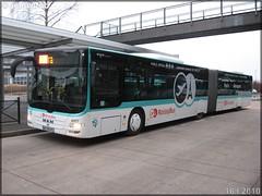 Man Lion's City GL – RATP (Régie Autonome des Transports Parisiens) / STIF (Syndicat des Transports d'Île-de-France) n°4957