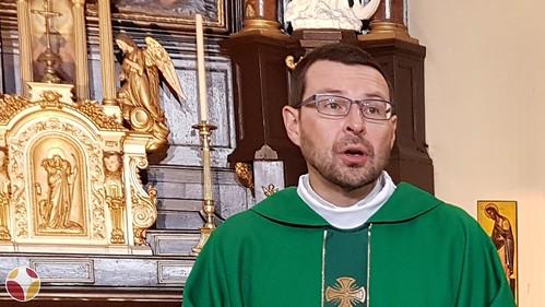Eglise Saint-Jean-Baptiste d' Houdeng-Aimeries - Messe TV - 01-09-2019 - 15