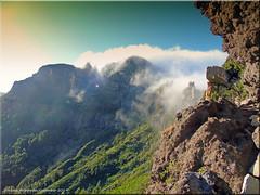 La Gomera 2019 - auf dem Weg ins Bergdorf Imada