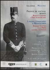 Museum Croatia Pula Pomorski Rudolf Cvetko