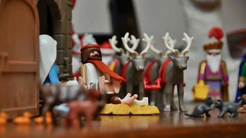 Al wat kerstsfeer in huis brengen