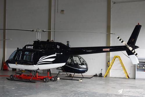 Bell 206B Jet Ranger II
