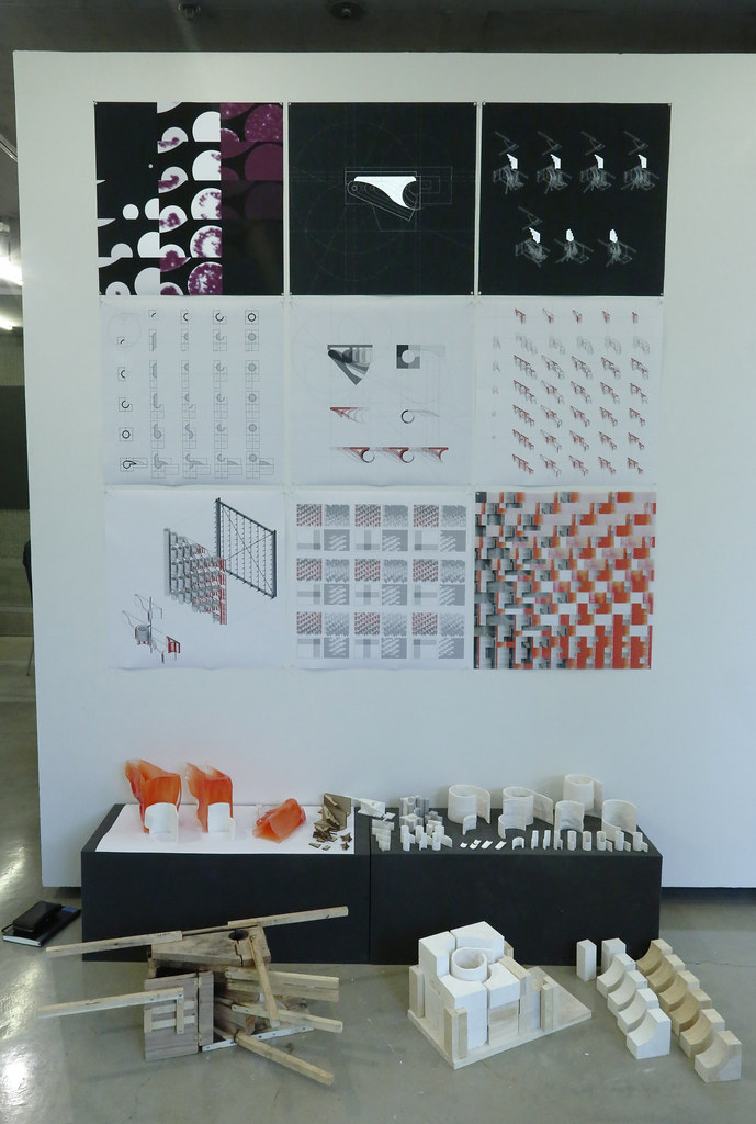 A presentation from the option studio Co-Evolutionary Archetypes, taught by Visiting Associate Professor Naomi Frangos.