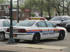 Nassau County Police Department Chevy Impala