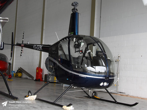 Robinson R-22 Beta II