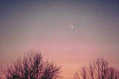 Comet C/2011 L4 PANSTARRS 14Mar2013