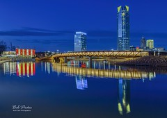 Reflections of the City