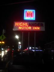 Highlander Motor Inn, Arlington, Va.